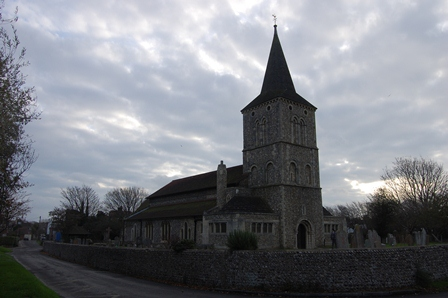 St Michael's Church, Southwick